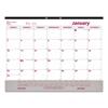 Rediform Brownline® Monthly Desk Pad Calendar RED C1731V