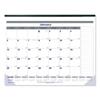 Rediform Blueline® Net Zero Carbon™ Monthly Desk Pad Calendar RED C177847
