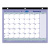 Rediform Brownline® Monthly Desk Pad Calendar RED C181721