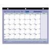 Rediform Brownline® Monthly Desk Pad Calendar RED C181721
