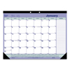 Rediform Blueline® Monthly Desk Pad Calendar RED C181731