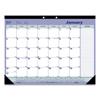 Rediform Blueline® Monthly Desk Pad Calendar RED C181731