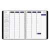 Rediform Blueline® DuraGlobe™ Weekly Planner RED C22521T