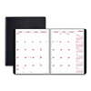 Appointment Books Planners Daily Monthly Appointment Books: Brownline® DuraFlex 14-Month Planner