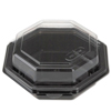 plastic containers: Octagon Container