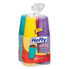 Reynolds Hefty® Easy Grip® Disposable Plastic Party Cups RFP C21637CT