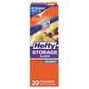 Food Storage Bags Quart Bags: Hefty® Slider Bags