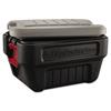 Rubbermaid ActionPacker® Storage Box RUB 1170BLACT