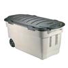Rubbermaid Roughneck™ Wheeled Storage Box- 45 Gallon RHP 2463 DIM