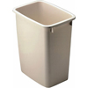 Rubbermaid Open-Top Wastebasket RHP 2805 BIS