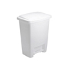 Rubbermaid Step-On Waste Can RHP2841-87WHI