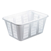 Rubbermaid Laundry Basket RHP 296585WHI