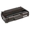 Ricoh Ricoh 406465 Toner, 5,000 Page-Yield, Black RIC 406465