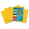 Roselle Paper Roselle Vibrant Art Heavyweight Construction Paper RLP 63402