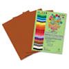 Roselle Paper Roselle Bright Colors Premium Sulphite Construction Paper RLP 71301