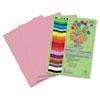Roselle Paper Roselle Bright Colors Premium Sulphite Construction Paper RLP 71602
