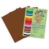 Roselle Paper Roselle Bright Colors Premium Sulphite Construction Paper RLP 72402