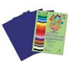 Roselle Paper Roselle Bright Colors Premium Sulphite Construction Paper RLP 74002