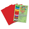 Roselle Paper Roselle Bright Colors Premium Sulphite Construction Paper RLP 74302