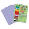Roselle Paper Roselle Bright Colors Premium Sulphite Construction Paper RLP 75002