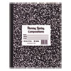 school notebooks and business notebooks: Roaring Spring® Marble Cover Composition Book