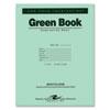 Roaring Spring Roaring Spring® Green Books Exam Books ROA 77509