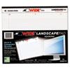 Roaring Spring Roaring Spring® Landscape Format Writing Pad ROA 95510