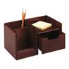 Rolodex Rolodex™ Wood Tones™ Wireless Organizer ROL 98800