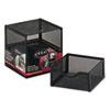 Rolodex Rolodex™ Mesh Organization Cubes ROL FG9E5600BLA