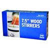 Royal Paper Wood Coffee Stirs RPPR825