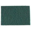 cleaning chemicals, brushes, hand wipers, sponges, squeegees: Medium-Duty Scouring Pad
