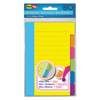 Redi Tag Redi-Tag® Divider Sticky Notes RTG 10245