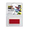 Redi Tag Redi-Tag® Removable/Reusable Small Rectangular Page Flags RTG 20022