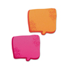 sticky notes: Redi-Tag® Thought Bubble Notes