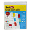 Redi Tag Redi-Tag® Laser and Inkjet Printable Index Tabs RTG 39020