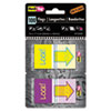 Redi Tag Redi-Tag® Pop-Up Fab Flags with Dispenser RTG 72039
