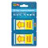 Redi Tag Redi-Tag® Spanish Dispenser Flags RTG 72046