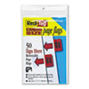 Redi Tag Redi-Tag® Removable/Reusable Standard Page Flags Value Pack RTG 76809