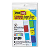 Redi Tag Redi-Tag® Removable/Reusable Standard Page Flags Value Pack RTG 76820
