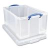 Really Useful Box Really Useful Box® Snap-Lid Storage Bin RUA 2215515