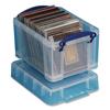 Really Useful Box Really Useful Box® Snap-Lid Storage Bin RUA 673264