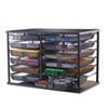 Rubbermaid Rubbermaid® 12-Compartment Organizer with Mesh Drawers RUB 1735746