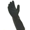 Safety Zone Rubber Gloves - Large SFZ GRBU-LG-6T