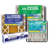 Air and HVAC Filters: Flanders - Air Cleaning Refills - 20x20x5