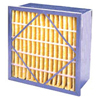 Air and HVAC Filters: Flanders - Rigid Air Filters - 12x24x6, MERV Rating : 14