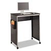 computer workstations: Safco® Scoot™ Stand-Up Desk