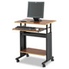 "Safco Safco® 28"" Wide Adjustable Height Workstation SAF 1925CY"