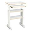 Safco Safco® Muv™ Stand-Up Adjustable-Height Desk SAF 1929GR