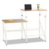 Safco Safco® Bi-Level Standing Height Desk SAF 1956BH