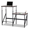 Safco Safco® Bi-Level Standing Height Desk SAF 1956WL
